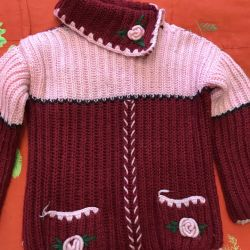 Blouses knitted