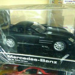 Lamborghini MERCEDES on the radio