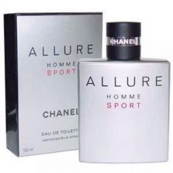 Allure home sport Chanel 100 мл Алюр