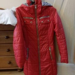Demi jacket 42r / women's down jacket autumn