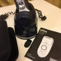 Electric shaver Brown