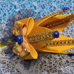 Handmade crown.