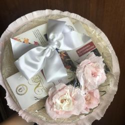 A bouquet of tea in stock