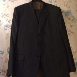 Брендовых мужской костюм р-58