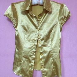 Bluzlar, gömlekler