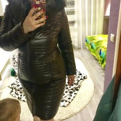 Winter coat / down jacket new