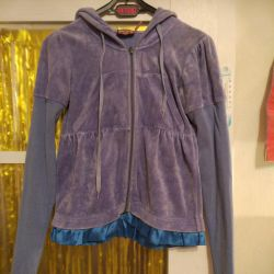 Jacket with a zipper, women's Olympic 42-44 size