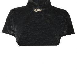 Fur bolero ozhi. At 42 size.