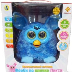 Interactive toy Ferbie named Pixie