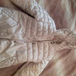 jacket beige from 2 to 4 years