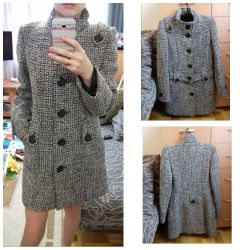 Coat for spring-autumn, 42size
