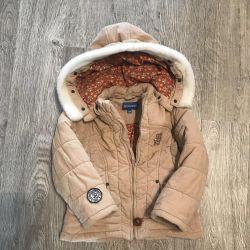 Sintepon üzerinde velvet ceket