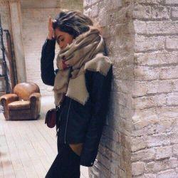 Куртка-косуха натуральная утепленная на зиму