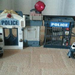 Polis + oyuncak paketi