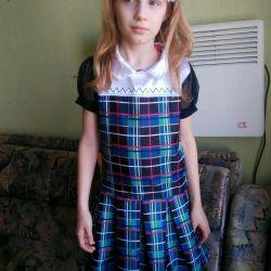 👗детское Р134 платье