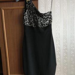 Mini elbise siyah Jane Norman