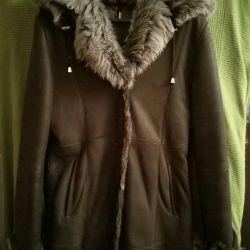 Sheepskin coat48р.