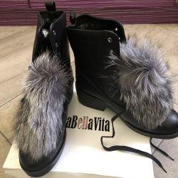 Νέες μπότες μπότες χειμώνα