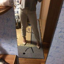 Pantaloni cu elastic