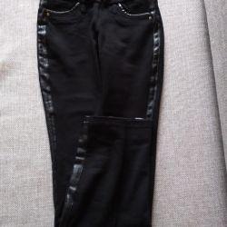 Kız için genç pantolonlar