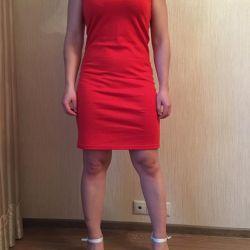 Dress red original case