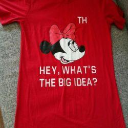 Selling t-shirt tunic