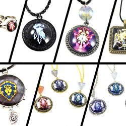 Souvenir costume jewelry World of Warcraft - a gift