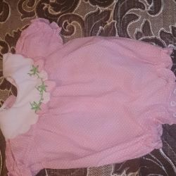 Body for a girl 0_3 months