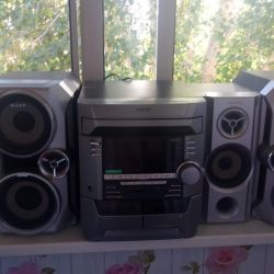 Selling a Sony Music Center