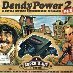 Игровая приставка Dendy Power 2 mini Денди