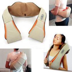 Μασάζ κυλίνδρου για το λαιμό, τους ώμους και τη μέση