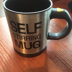 Stirrer Mug
