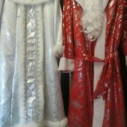 Santa Claus and Snow Maiden rental