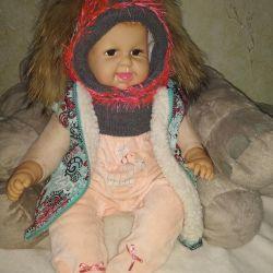 Лялька Реборн 60 см