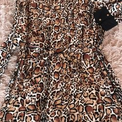 Платье-рубашка очень лeгкое