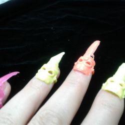 Finger Claw Set