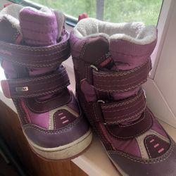 Kışlık bebek botları Kapika