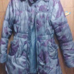 Foarte frumos haina de iarnă pentru fete