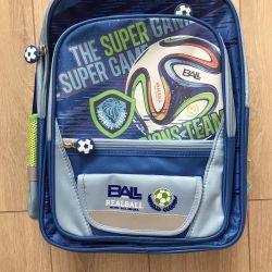 School Backpack new