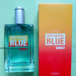 Men's Individual Blue Sunset Eau De Toilette