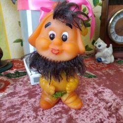 Dwarf rubber toy of 90 x