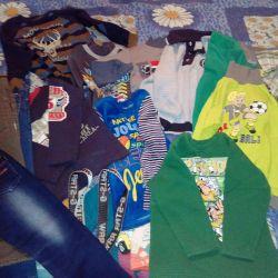 Ρούχα από 6-9 χρονών.
