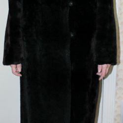 Mükemmel durumda Mouton ceket