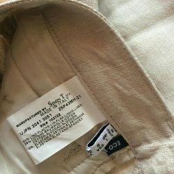 Καλοκαιρινά παντελόνια Λινάρι