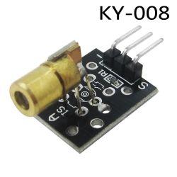 KY-008 650nm Laser Sensor for Arduino