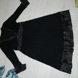 Ekler ile elbise