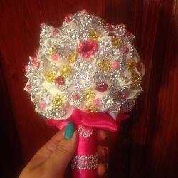 Bright bouquet brooch ???