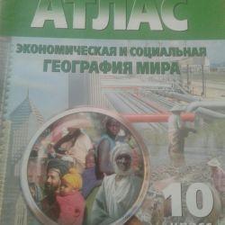 Atlas coğrafyası 10 cl