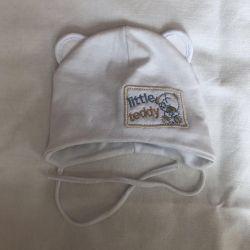 Καπέλο για το νεογέννητο