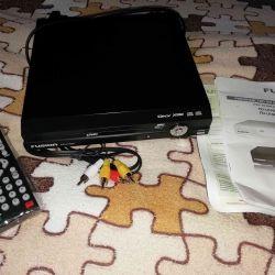 Συσκευή αναπαραγωγής DVD Fusion FD-U148X  Νέα